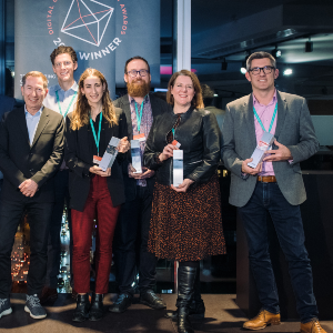 Press Release - Digital Catapult Platinum Awards